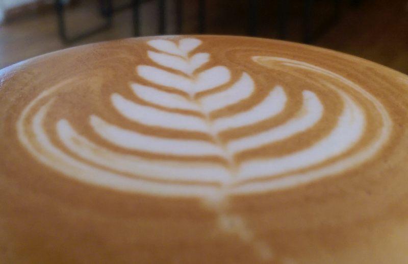 kopi nikmat cappuccino di casa verde