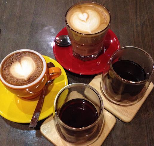 cafe di bandung jack runner kopi