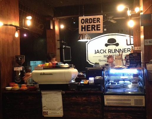 cafe di bandung jack runner