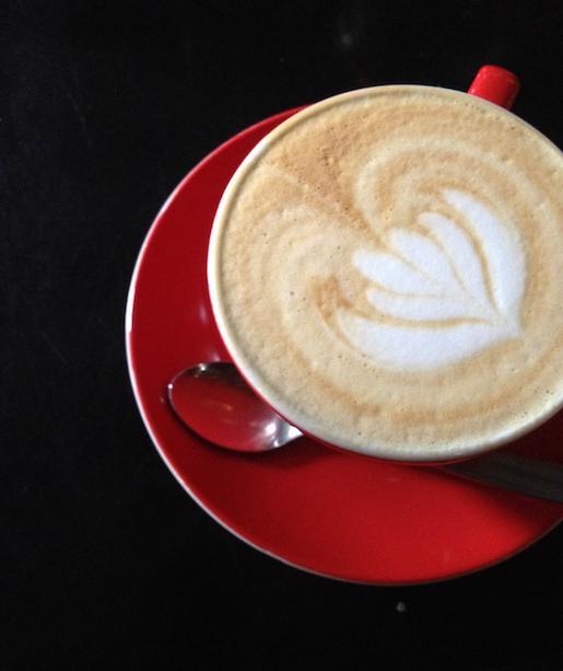 cafe di bandung noah's barn cappuccino