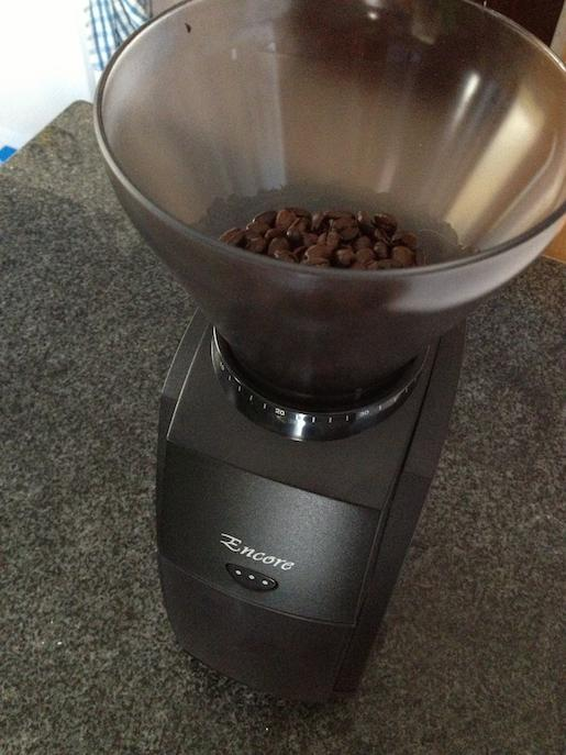 penggiling kopi baratza encore