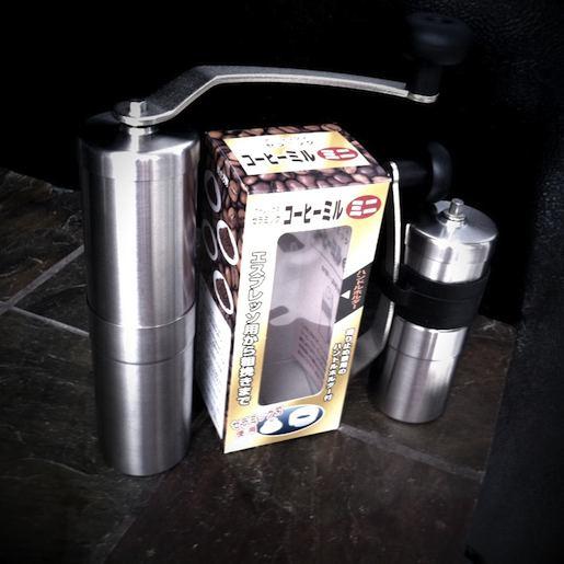 penggiling kopi porlex tall